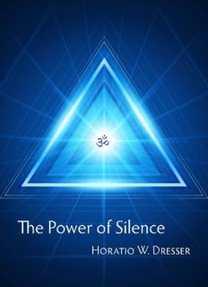 The Power of Silence - YOGeBooks: Home