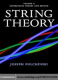String theory: Superstring theory and beyond