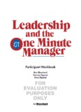 FOR EVALUATION PURPOSES ONLY - Ken Blanchard