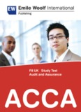 F8 UK Study Text Audit and Assurance ACCA - About us
