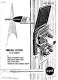 NASA/AGENA-B RANGER PROGRAM LAUNCH PAD DAMAGE REPORT FOR ATLAS 117D AGENA-B 10205-6002 RANGER SPACECRAFT RA-2 COMPLEX 12, AMR