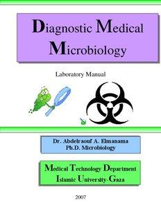 practical diagnostic medical microbiology