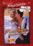 Fiance for Hire (The Wedding Ring) (Harlequin Temptation, No 824)