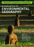 A Companion to Environmental Geography (Blackwell Companions to Geography)