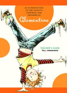 TEACHER'S GUIDE - Sara Pennypacker