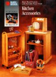 Kitchen Accessories  Basic Wood Projects With Portable Power Tools (Portable Workshop)