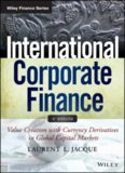International Corporate Finance, + Website: Value Creation with Currency Derivatives in Global