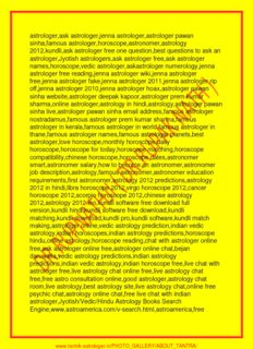 astrologer,ask astrologer,jenna astrologer,astrologer pawan sinha,famous astrologer,horoscope ...