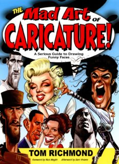 The Mad Art of Caricature! : A Serious Guide to Drawing Funny Faces