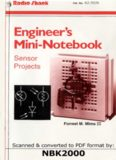 Engineer's Mini Notebook Sensor Projects Forrest Mims