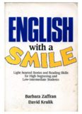 English with a Smile: Light-Hearted Stories and Reading Skills for High-Beginning and Low-Intermediate Students (Student Book)