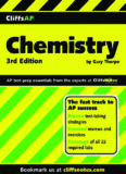 Cliffs AP Chemistry, 3rd Edition