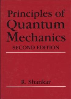 Principles of Quantum Mechanics - basu