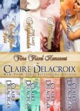 Time Travel Romances Boxed Set (Once Upon a Kiss; The Last Highlander; The Moonstone; Love Potion