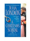 A Courtesan's Scandal (Scandalous 3)