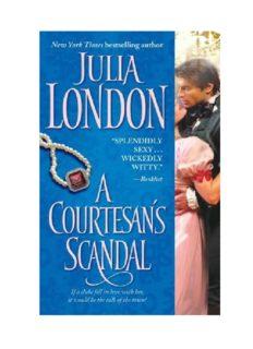 A Courtesan's Scandal (Scandalous 3)