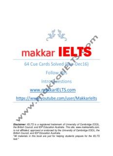 makkar IELTS