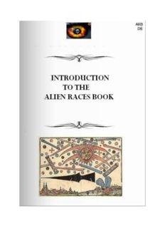 Introduction to the Alien Races Book - Top Secret Book of Russians