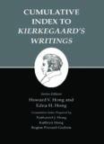 Cumulative index to Kierkegaard's writings : the works of Søren Kierkegaard