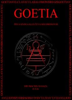 Aleister Crowley - Goetia