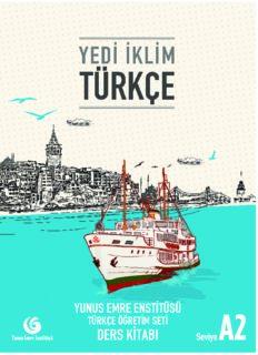 Yedi İklim Türkçe A2 Ders Kitabı