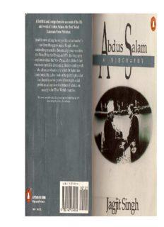 abdus salaam - biography - jagjit singh