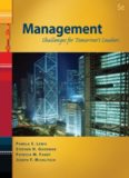 Management: Challenges for Tomorrow's Leaders , Fifth Edition (with InfoTrac 1-Semester)