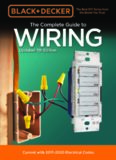 The Complete Guide to Wiring: Current with 2017-2020 Electrical Codes, Updated 7th Ed.