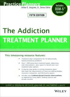 The Addiction Treatment Planner: Includes DSM-5 Updates