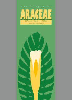CATE Araceae