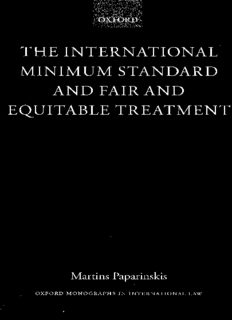 Investment Treaties, General International Law, and International Human Rights Law