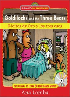 Easy Spanish Storybook: Goldilocks and the Three Bears (McGraw-Hill's Easy Spanish Storybook)