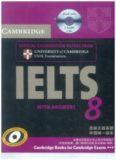 IELTS  8 Cambridge