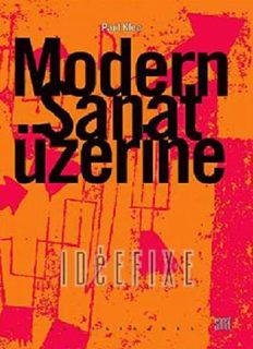 Modern Sanat Üzerine - Paul Klee