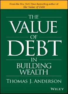 The value of debt in building wealth: creating your glide path to a healthy financial L.I.F.E