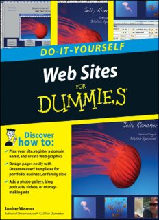 Web Sites Do-It-Yourself For Dummies (Do-It-Yourself for Dummies)