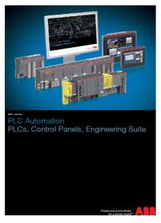 PLC Automation PLCs, Control Panels, Engineering Suite