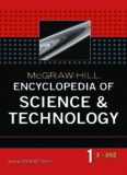 McGraw Hill Encyclopedia of Science & Technology, 10th Edition