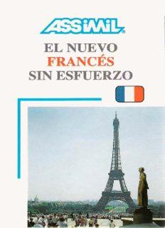 Nuevo Frances Sin Esfuerzo (Spanish Edition - Book + Audio Files)