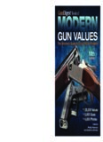 The Gun Digest book of modern gun values : the shooter's guide to guns 1900 to present