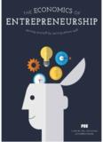 Economics of Entrepreneurship Course