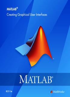 MatLab GUI Tutorial