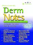 Derm notes Dermatology Clinical Pocket Guide