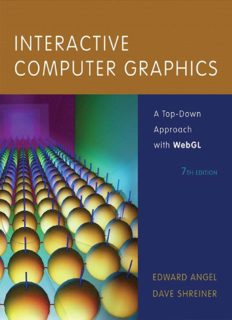 interactive-computer-graphics-a-top-down-approach-with-webgl-edward-angel-and-dave ...
