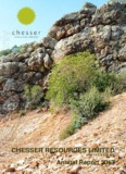 Annual Report to Shareholders - Chesser Resources