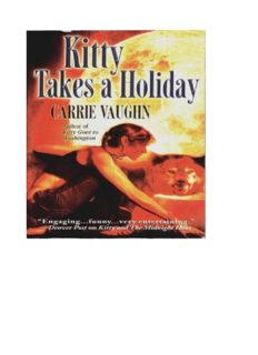 Kitty Takes a Holiday (Kitty Norville Series, Book 3)