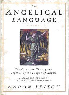 John Dee's Book of Enoch