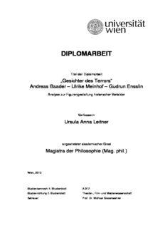 Andreas Baader – Ulrike Meinhof