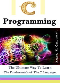 C Programming :: The Ultimate Way to Learn The Fundamentals of The C Language.