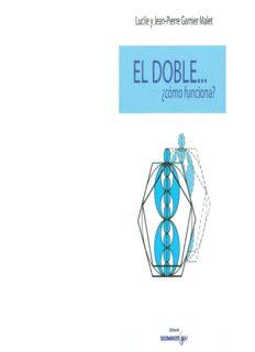Garnier Lucile - El Doble